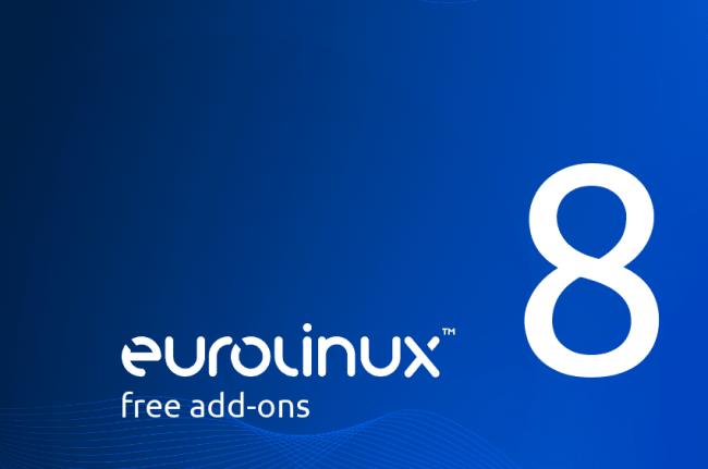 Darmowe dodatki do EuroLinux 8