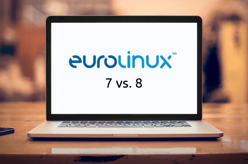 Różnice między EuroLinux 7 i 8