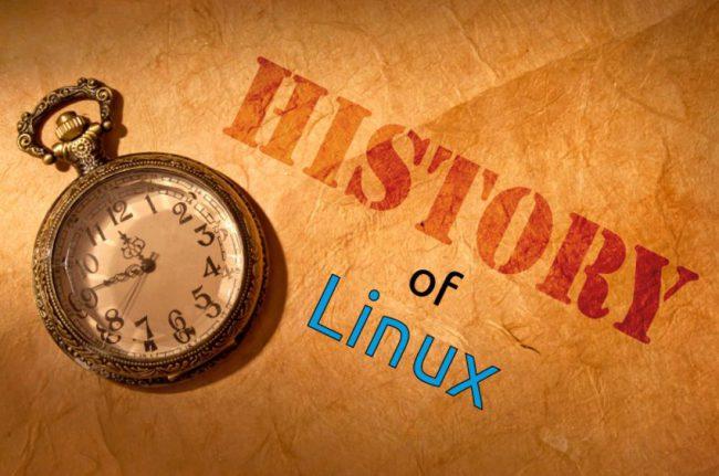 Historia_linuksa