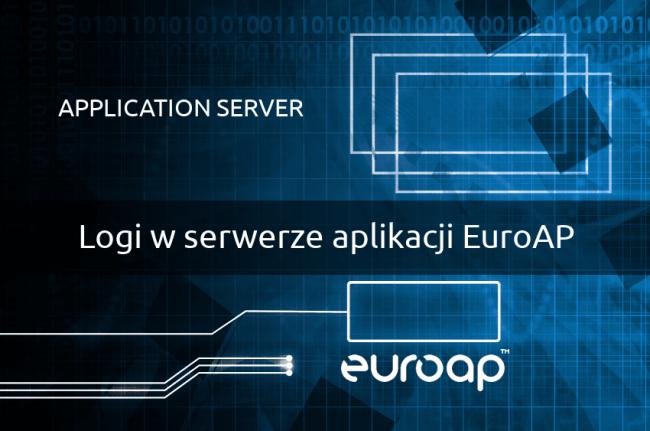 Logi w serwerze aplikacji EuroAP
