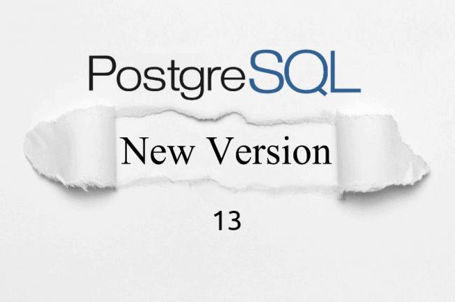 PostgreSQL 13