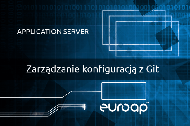 Zarządzanie konfiguracją serwera aplikacji przy pomocy Git