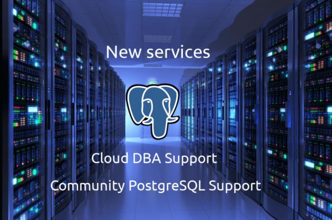 Wsparcie dla PostgreSQL