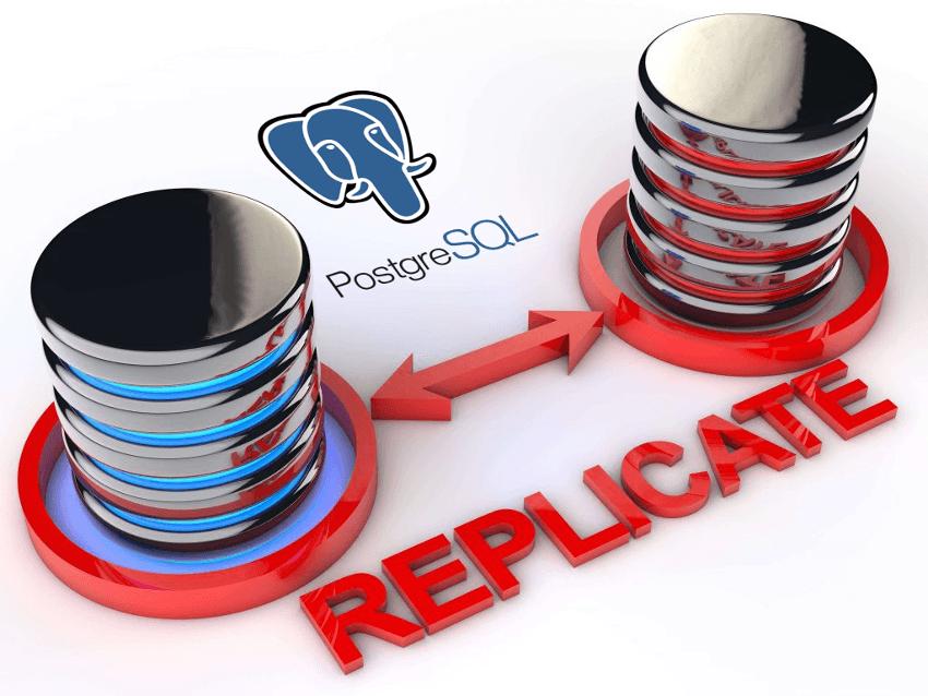 Zarządzanie replikacją w PostgreSQL