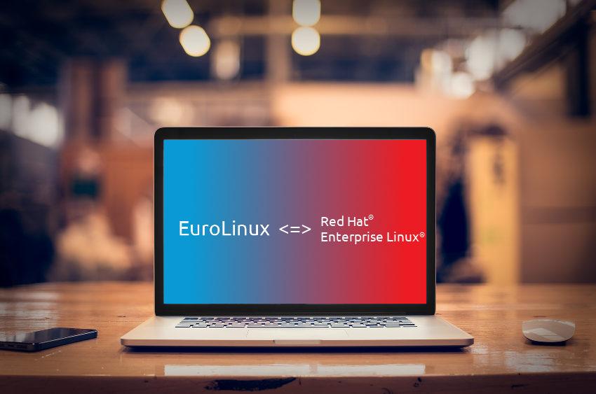 eurolinux rownowazny z red hat enterprise linux